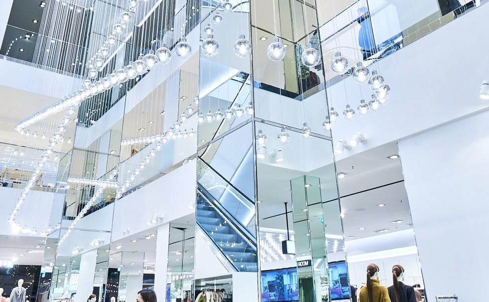 Hm Deutschland Eröffnet Ersten Flagship Store