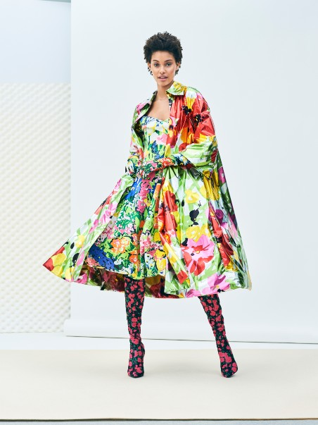 H &M REVEALS NEW DESIGNER COLLABORATION WITH ERDEM; BAZ LUHRMANN TO TELL THE STORY. Today H&M announced its big secret: the next exclusive designer collaboration will be with ERDEM, the London based must-have designer loved by celebrities and fashion insiders alike.