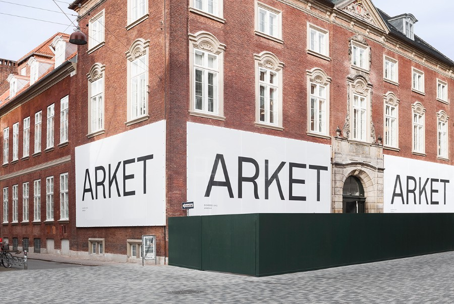 Arket To Open In Copenhagen On 1 September 2017