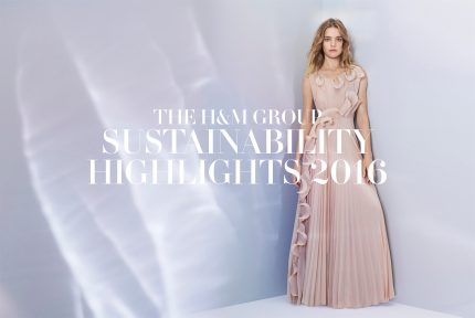 the h m business and environmental sustainability H&m (hennes and mauritz) has been leading the way in corporate social responsibility and environmental consciousness and sustainability based in sweden, it has complied with its government's policy of caring for the environment.